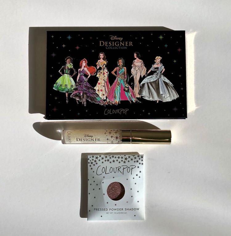 ColourPop Disney Designer Collection