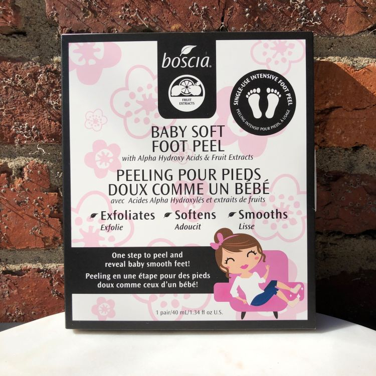 Baby Soft Foot Peel | boscia