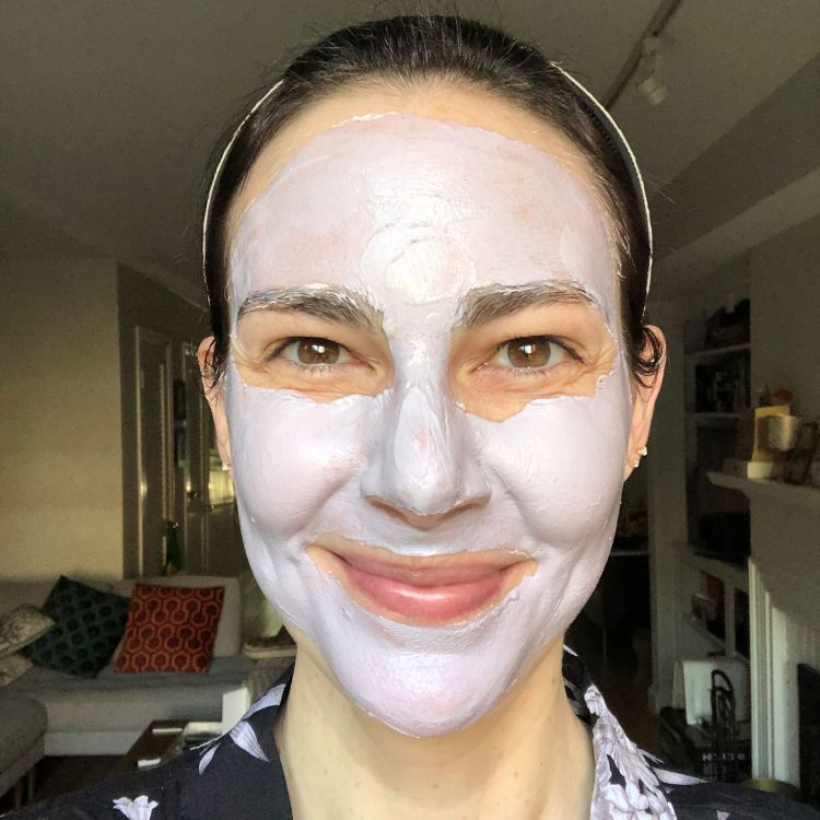 Generation Clay brightening mask