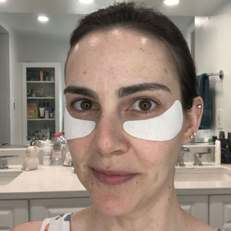 Night eye masks