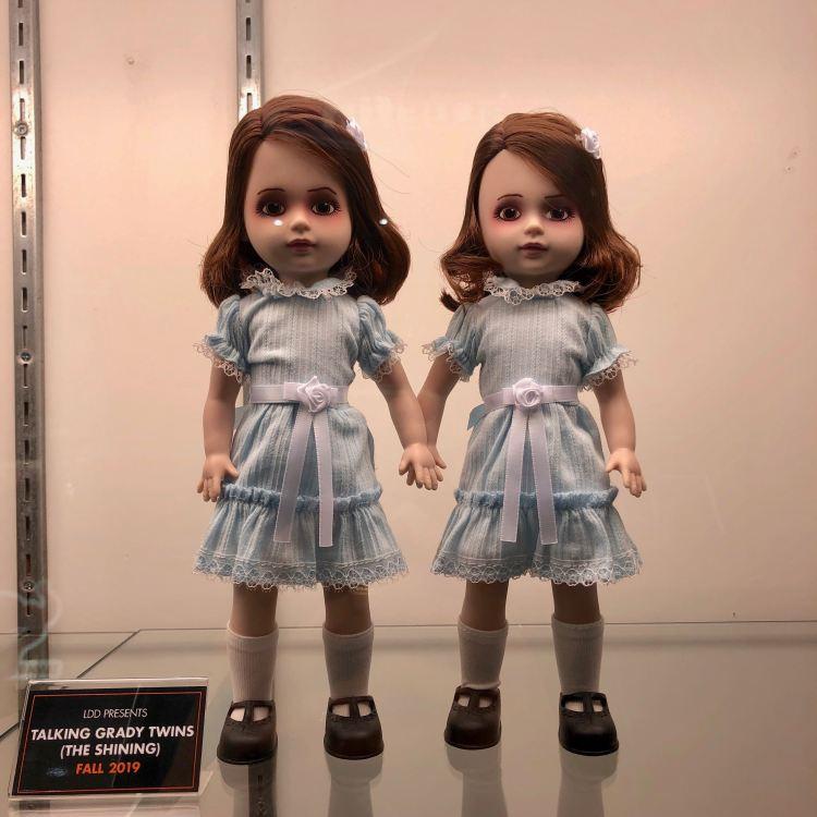 Living Dead Dolls Talking Grady Twins