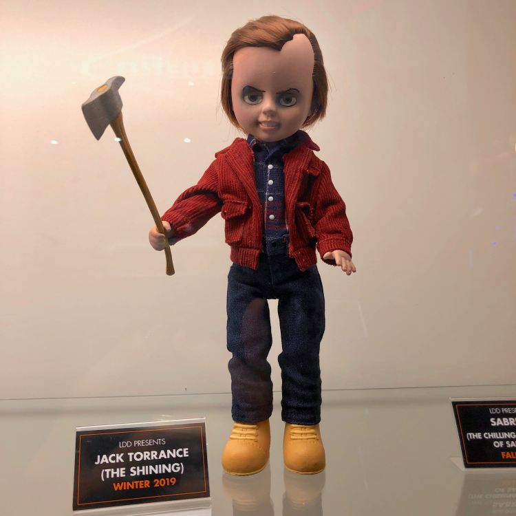 Living Dead Dolls Jack Torrance