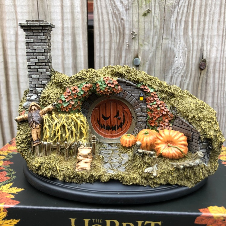 Halloween Hobbit Hole, Weta Workshop