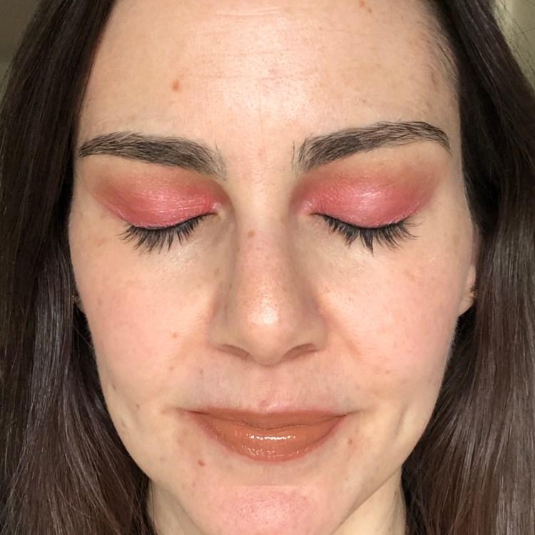 Atomic Makeup Cream Eyeshadow in Sundae Girl