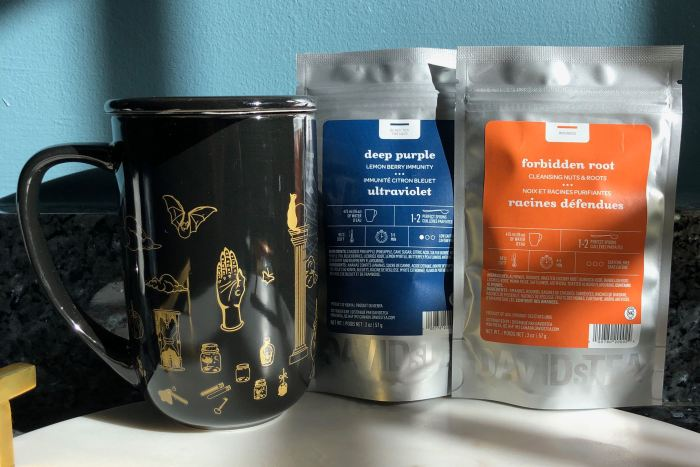 David's Tea Fall Collection