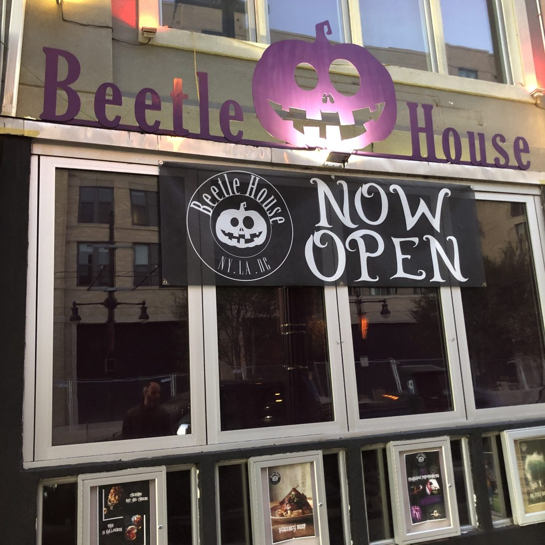 Beetle House DC