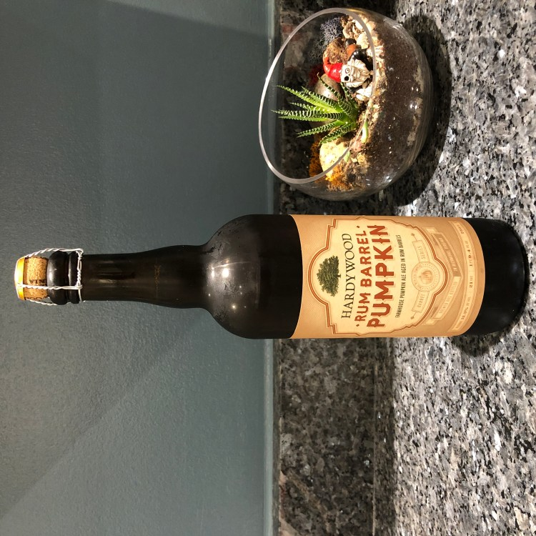 Hardywood Pumpkin Beer
