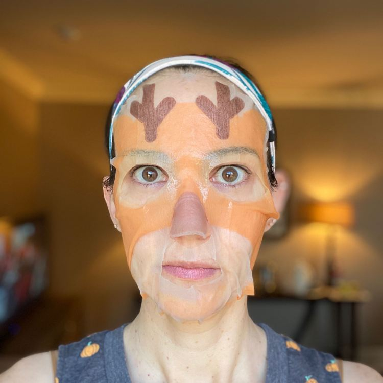 Reindeer Sheet Mask
