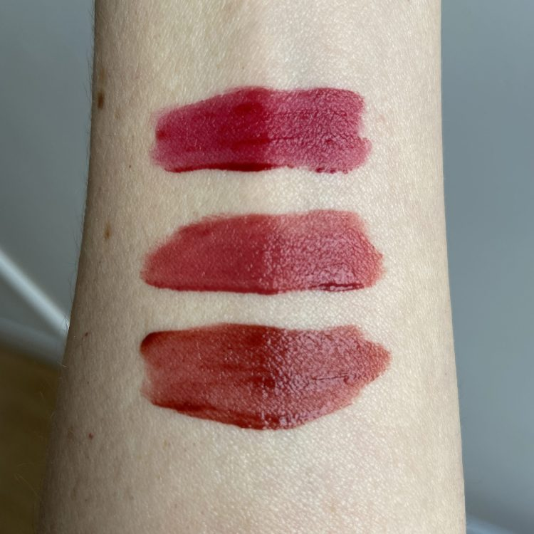 Good Fortune swatches