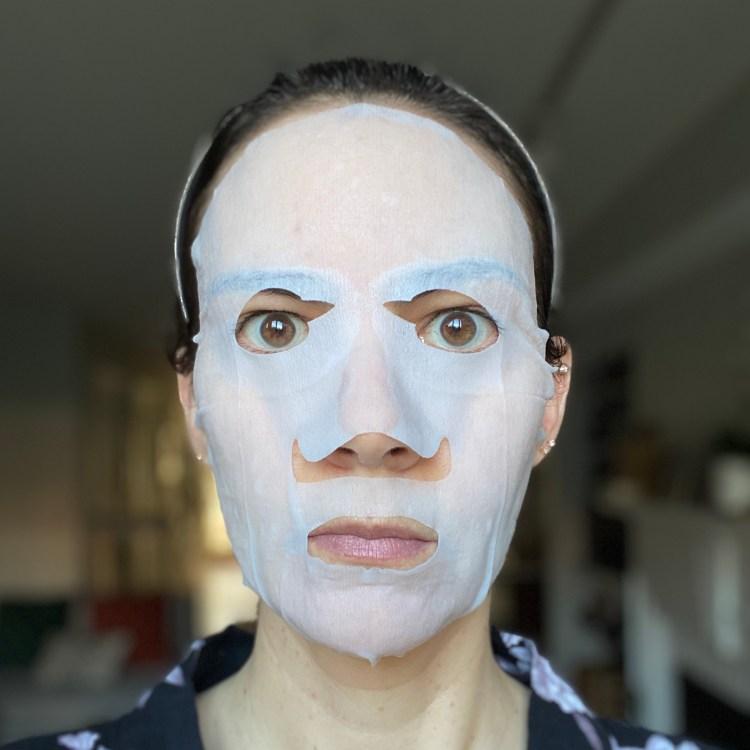 LuLuLun sheet mask