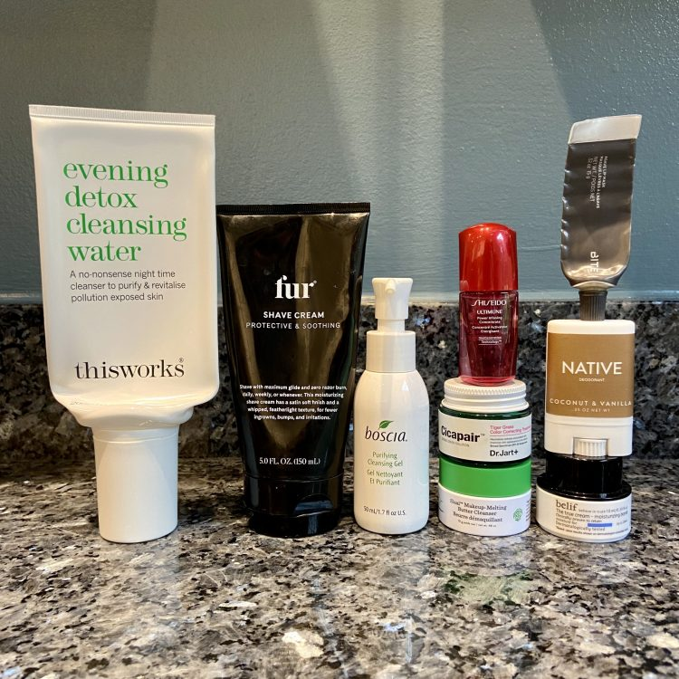 July 2020 empties