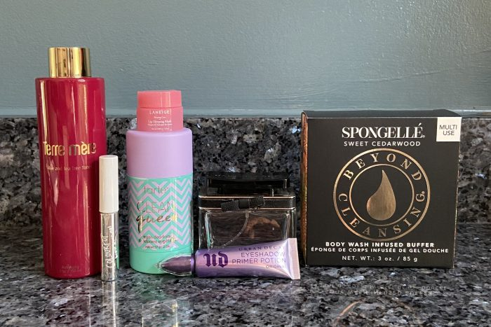 September 2020 empties