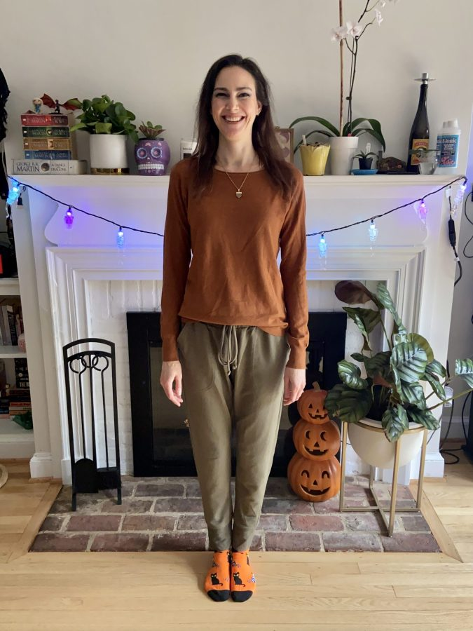 Free People Movement Sunny Drawstring Jogger Pant & Pink Clover Valencia Curved Hem Pullover | Stitch Fix