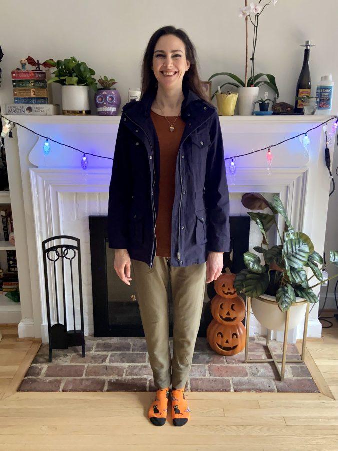 Market & Spruce Kathleen Cargo Jacket | Stitch Fix