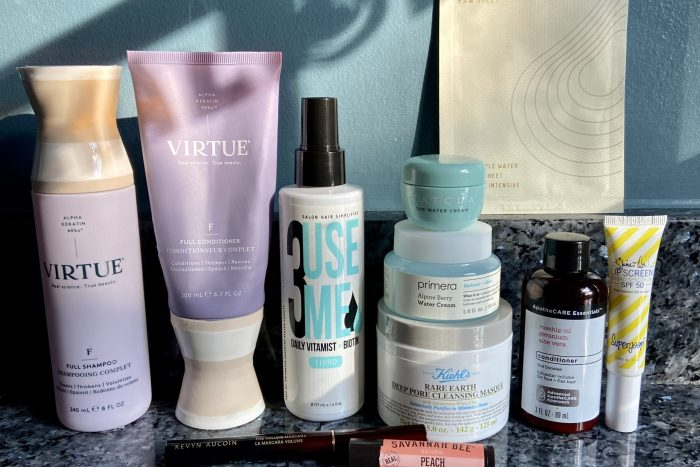 October 2020 beauty empties