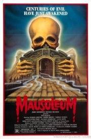 Mausoleum poster