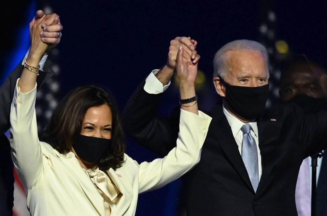Harris & Biden
