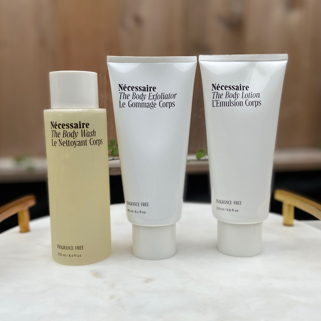 Nécessaire The Body Essentials