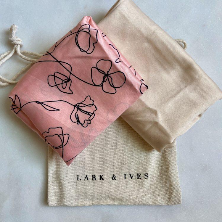 Lark & Ives Silk Hair Scarves