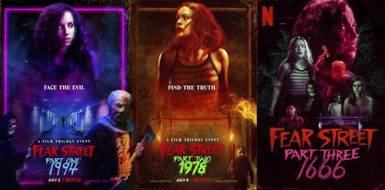 Fear Street movies