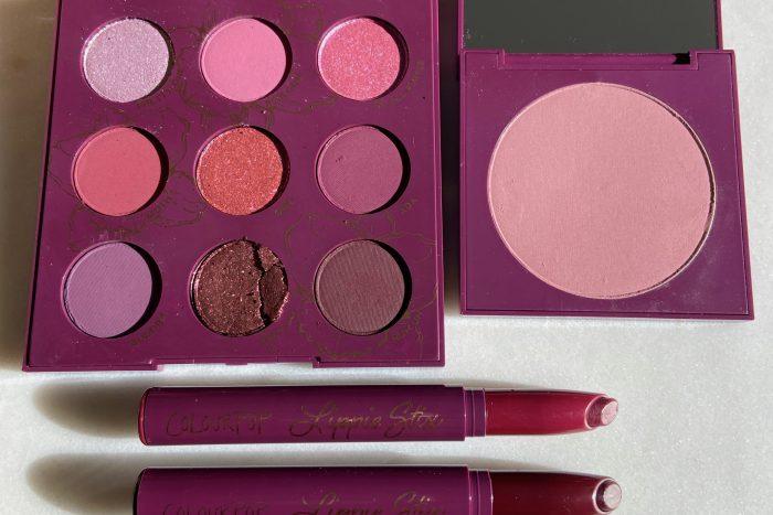 ColourPop Orchid You Not makeup