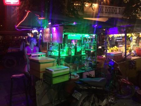 Pat's Cocktail Cart