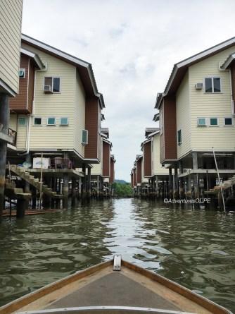 Kampong Ayer - New Houses