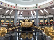 Royal Regalia Building - The Royal Chariot