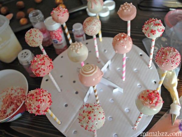 Ein weiteres Bild von valentines day cake pop recipe Valentines Day Cake Pop Recipe