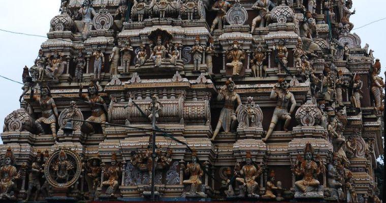 Hindu temple – sri lanka