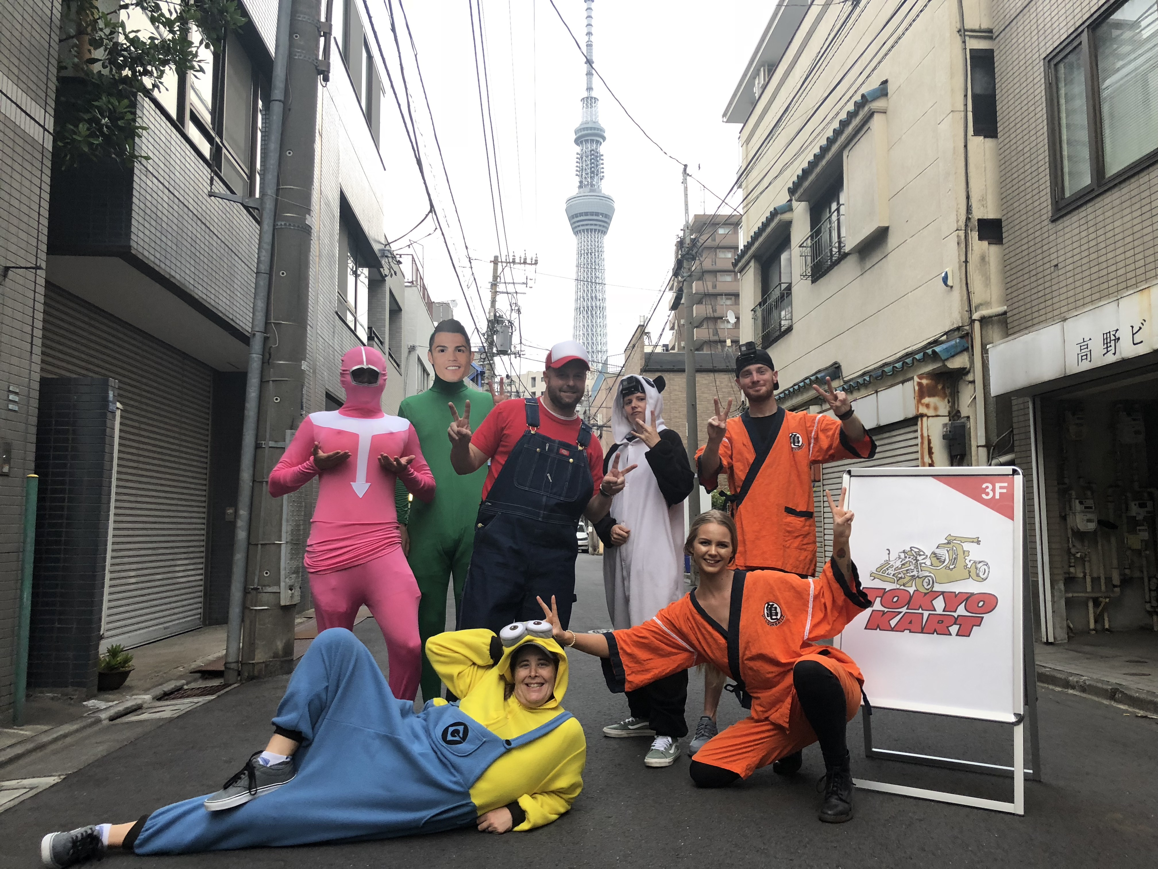 How to do Tokyo in 3 Days