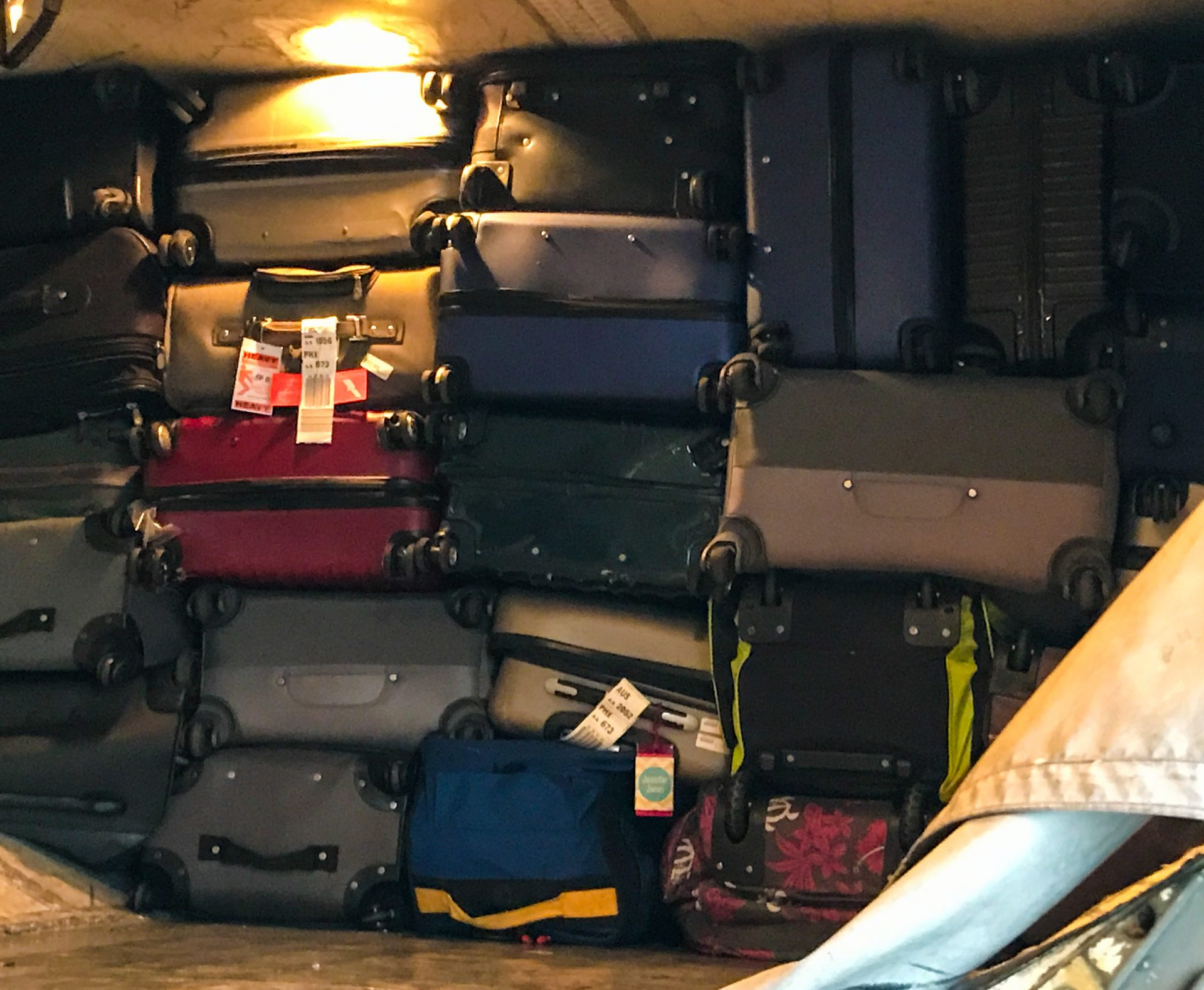 Load-Of-Luggage