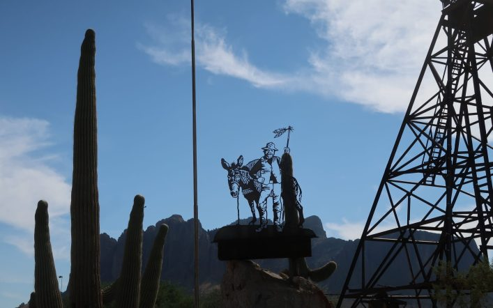 Guide To Goldfield Ghost Town In Arizona