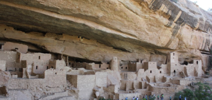 Mesa Verde National Park: Our longest camping trip yet!