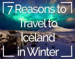 Travel Iceland in Winter