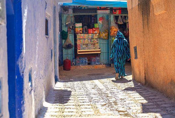 Morocco Wanderer
