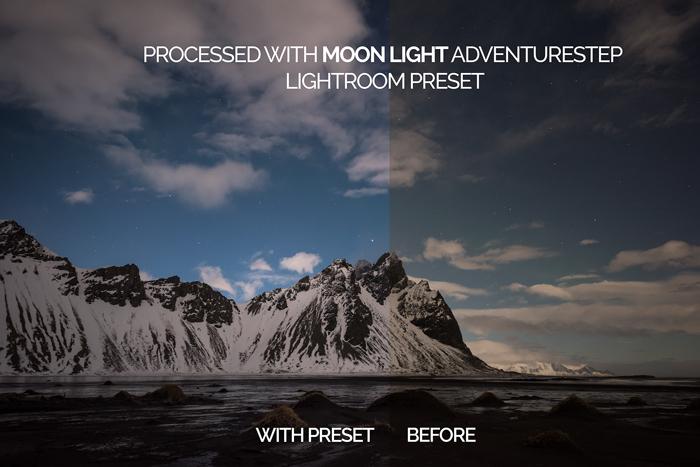 Moon Light Adventurestep Preset