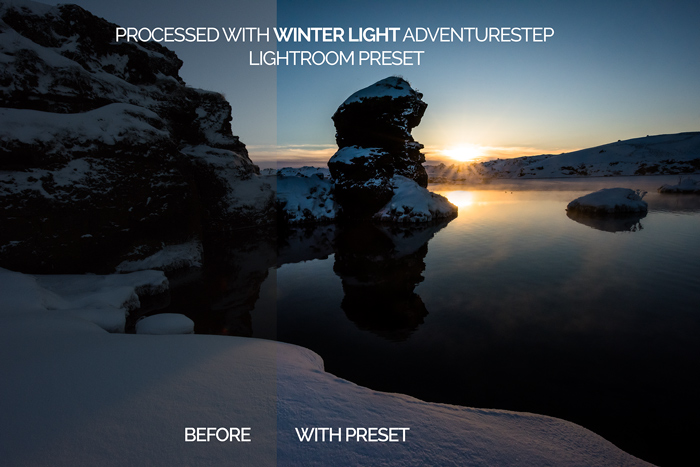 Winter Light Adventurestep Preset