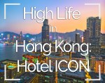 Hotel ICON – Luxury in Hong Kong