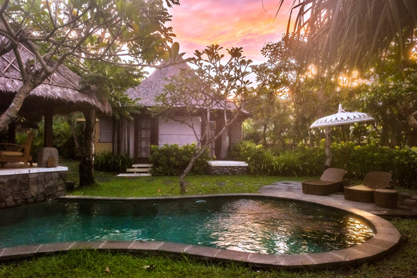 Sunrise Pool Garden Villa