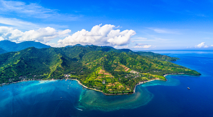Lombok Panorama