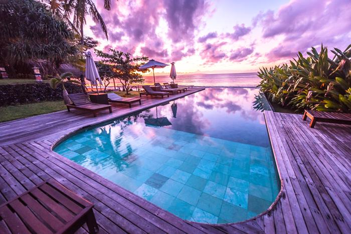 Seraya Shores Infinity Pool
