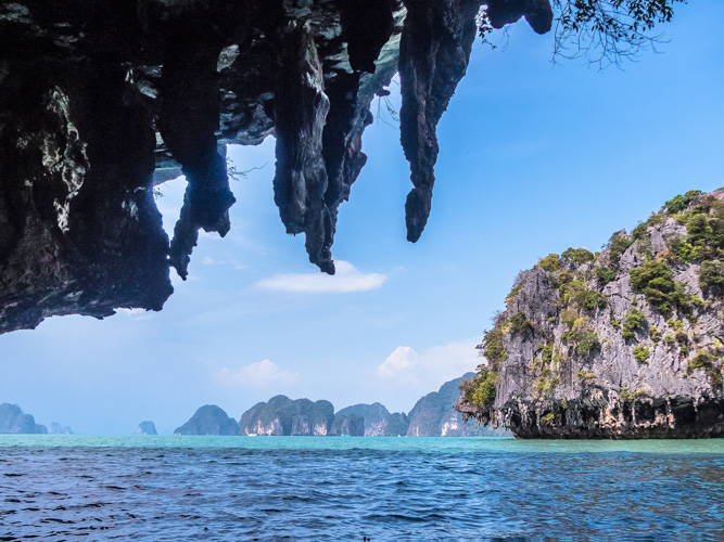 Hidden Caves Thailand