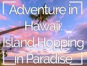 Amazing Destinations in Oahu, Maui, Kauai, and the Big Island