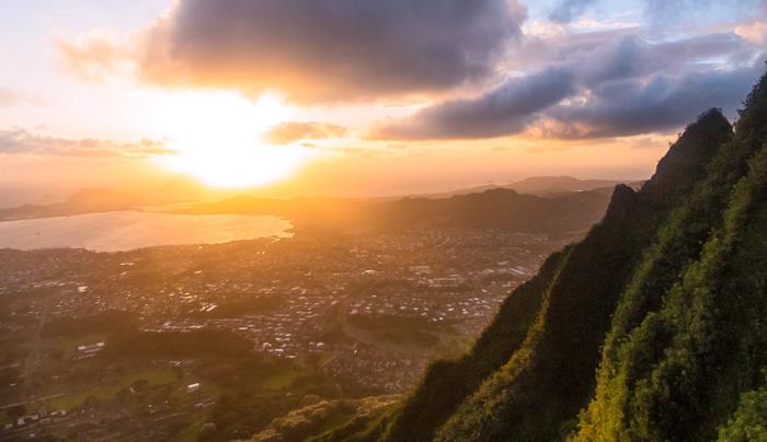 Stairway to Heaven Oahu Hike