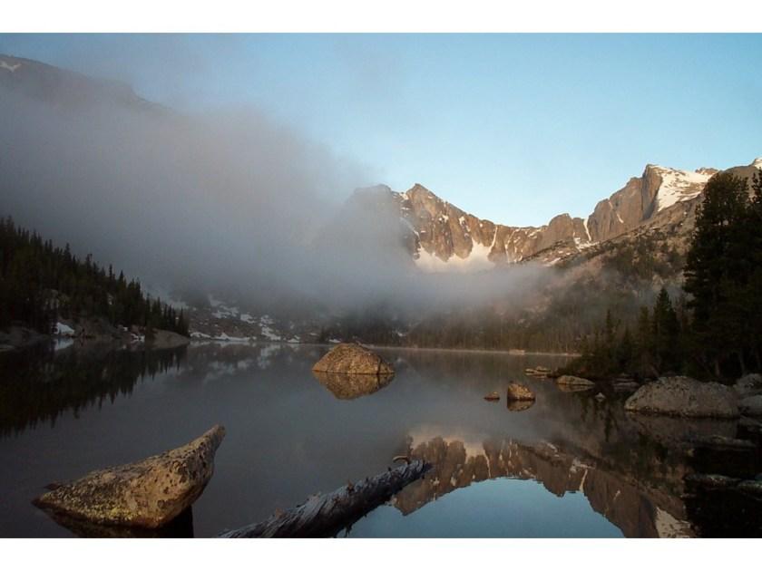 An adventure paradise- Upper Deep CreeK Lake L