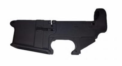 AR-15 full auto safety selector