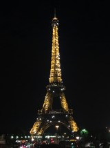 It's like Paris after midnight, dancing in the moonlight.