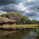 Chui Lodge - Main Lodge and Gardens