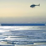Antarctica Voyage across the Ross Sea with Helicopters